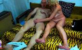Old Nanny Naughty Grandma Fingered And Sucking Dick