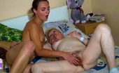Old Nanny Chubby Grandma Getting Fuckd By Dick And Toy
