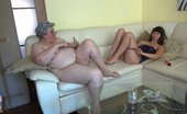 Old Nanny Chubby Grandma And Cute Teen Enjoy Masturbating With Sextoys