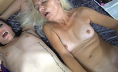 Old Nanny Blonde Mature Getting Orgams With Her Young Girlfriend
