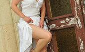 Pantyhose Angel Angel Outdoor In Pierre Cardin Vital 20
