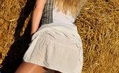 Pantyhose Angel 303638 Pantyhose Legs In The Setting Sun