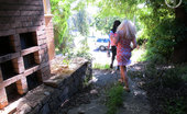 Girls Out West Sammy BTS Sammy'S A Blonde British Gal With Goldilocks Hair, Sweet And Seemingly Innocent With Her Incredible Mane And Juicy Body.
