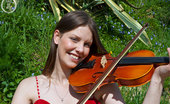 Girls Out West Charly Charly Plays The Violin Like A Sexy Siren. Laughing & Smiling In The Sunshine, This Girl Just Makes You Feel Good When You Look At Her. She Gets Down For A Little Bit Of Play Time, Her Clit Is Erect, Labia Swollen, And Shes Ready To Show You A Good Time.