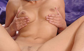 Eve Angel & Zafira3 Eve Angel &Amp; Zafira Shove Up A Cucumber Each Others' Wet Hole