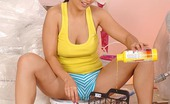 Eve Angel & Sandra Shine1 304247 Lesbian Babes Eve Angel &Amp; Sandra Shine Painting &Amp; Having Sex