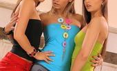 Eve Angel & Monika Sweet & Reg 304394 Hot Lesbian Threesome Sex Action Of Young Lesbian Babes