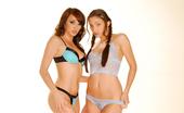 Lesbian Ass 304990 Charlie Laine And Celeste Star Lesbian Dildo Delights Photo Gallery