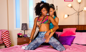 Lesbian Ass 304993 Celeste And Misty Interracial Lesbian Lovefest Photo Gallery
