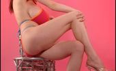Pinup Files Anya Zenkova Anya Zenkova Vol. 3 Set 3 She'S An Astonishing Goddess Who Becomes Even More Astonishing When You Put Her Into A Tiny And Tight Pink Bikini And <B>32GG Anya Zenkova </B> Returns To PinupGlam With Once Such Bikini That, Truth Be Told, Wasn'T Especially Tin