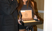 Porn Fidelity Content Of Jenaveve Jolie - The Club Was Too Crowded And The Cigar Girl Didn'T Have The One That My Husband Requested So We Left. Jenaveve Told Us She Would Personally Deliver His Cigar To Us After She Stopped Off At Her Store To Pick It Up...