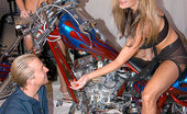 Porn Fidelity 306047 Content Of Brittany Andrews - Brittany And I Did A Hot Girl/Girl Scene On A Motorcycle And She Confided In Me That She Was Craving A Big Cock Since She Hadn'T Fucked One On Film In Over 2 Years. The Owner And Mechanic Of The Bike Just So Happened...