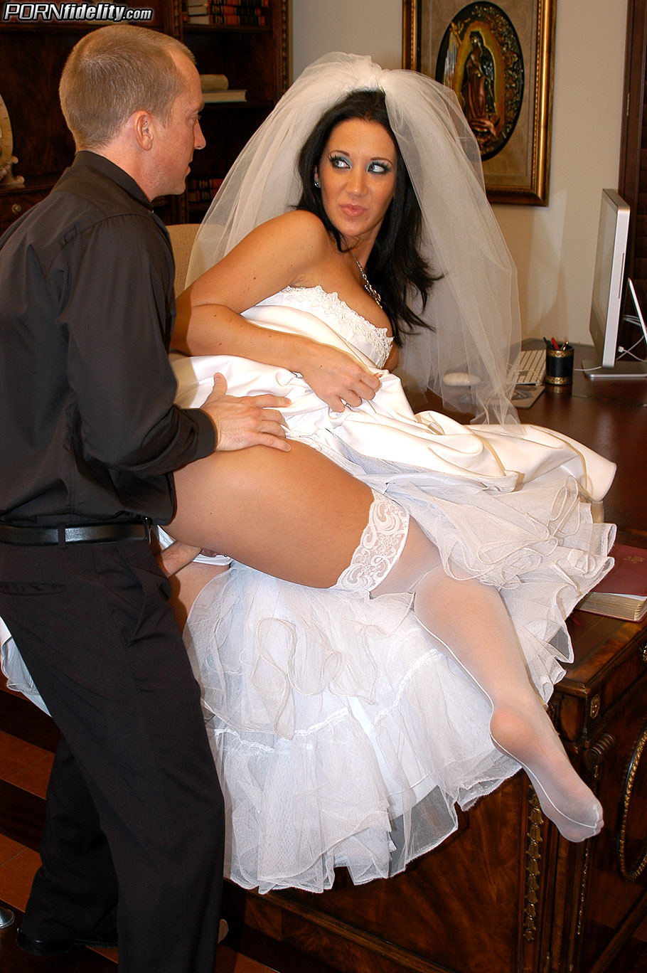 Порно на свадбе 9 фотография