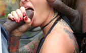 Vivid Janine Getting Fucked By Two Cocks Janine Getting Her Dripping Pussy Filled With Two Huge Black Cocks