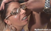 My Best Fetish 69 Handjob And Sticky Glasses 307484 Tiffany Love To Wear Her Nicest Lingerie And A Hot Pair Of Glasses That Give Her A Nice Stunning Look And Realize Your Naughty Fantasy. Here She Is Stroking A Hard Cock In A 69 Position With Her Lingerie On Then Crave A Massive Glasses Cumshot.