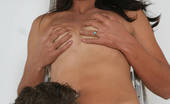 Hairy Pussy Porno Lingerie Clad Chick Vivian Got Her Natural Hairy Pussy Slurped And Fucked After Giving A Blowjob