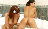 Girls Fuck Each Other Nataly & Ann 308715 Two Dykes Finger And Fuck Each Other Nataly And Ann Have Fun In The Tub Together When They Finger And Fuck Each Other'S Holes