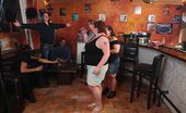 Fatty Pub Great Oral Sex At This BBW Orgy BBW Babes Get Together With The Guys At A Pub And They Have An Orgy With Great Oral Sex