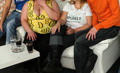 Fatty Pub Horny Fat Sluts Like To Suck And Fuck Hot BBW Party Girls Are Drunk And Letting The Young Guys Have Their Way With Them