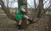 TAC Amateurs Robin Da Hood I Just Love Dress-Up, And Going Out In To The Forest Seemed Like A Naughty Thing To Do, And You All Know I Love Being Na