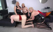 TAC Amateurs Submissive Slave 313935 I Got Together With Speedybe JuicyJulz And Chris The Submissive Slave.Chris Had Asked To Be Dominated By All 3 Of Us So