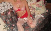 TAC Amateurs Luvers Reward In The Last Set My Luver Bought Me A Few Naughty Things Wanted To Snap Away As I Tried His New Gifts. After Trying On S