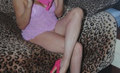 TAC Amateurs Pink Nighty Pt2 Pictures Of Me Stripping Out Of My Panties And Pink Nighty And Showing Plenty Of My Pink. Xxx