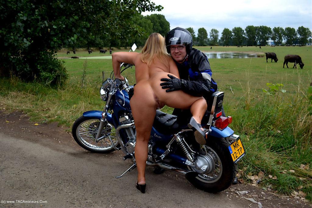Bike motor naked