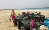 TAC Amateurs Quad Bikes Topless In Cape Verde Hope You Enjoy This Little Bit Of Barby Adventure - I Took A Little Barby Holidayto The Sunshine.Hope You Enjoy Xxx
