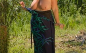 TAC Amateurs Dress Strip By The Lake I Strip In My Nice Dress By The Lake, Get Too Hot So Get Dressed Again Melody X
