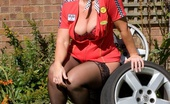TAC Amateurs Tiring Shoot 315652 This Modelling Can Be So Tiring At Times Melody X