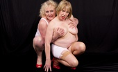 TAC Amateurs Retro Strip Speedy And Myself Get It On Together In Our Retro Undies.Claire Xxx