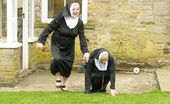 TAC Amateurs Nuns On The Run Hi Guys Heres Some Fun Pics Shot Last Year On Location In Cumbria While We Were Filming A Movie Nuns On The Run And Beli