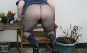 TAC Amateurs Get Em Off I Got All Hot And Wet So Had To Lose The Pantyhose Some Naughty Pics In This Set.