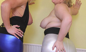 TAC Amateurs Barby & Melody In Sexy Leggings Pt2 This Was My First Photoshoot With Melody Who Has Even Bigger Tits Than Me, I Had A Request To Do Some Pictures In Tight