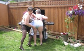 TAC Amateurs Girdle Goddess & Mistress Sue'S BBQ Girdlegoddess And Mistress Sue, Are Cooking Up Some Naughty Fun.With Our Twin Aprons On, And Very Little Else. We Are En