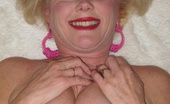TAC Amateurs Black Sheer & Pink Tease 76 Year Old Granny Shirley And The Cougar Champion Fuck Outside On A Picnic Table.See Granny Shirley Squirt And Swallow