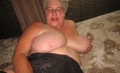 TAC Amateurs Sexy Mature Cougar Sexy Mature Cougar Streached Out On The Bed, Happy To Show Off All My Hairy Wettness For You To Enjoy.