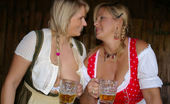 TAC Amateurs Working In The Stable My Girl-Friend Susi And I Worked In The Stable. We Were Wearing Our Dirndl And No Panties. We Had Much Fun With Each Oth