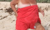 TAC Amateurs Red Towel I Am Enjoying The Sunshine And Sea On A Secluded Beach In Barbados So Come On In And Join Me Or Should I Say Join Me An