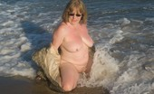TAC Amateurs Wet Fur Coat One Of My Members Had Asked If I Could Do A Set With My Fur Coat On In A Lake Or River, Well The Beach Was A Good Place