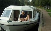 TAC Amateurs Barby'S Holiday Boat Trip Barby Gives You Views On The Norfolk Broads You Would Never See In A Brochure.