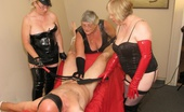 TAC Amateurs The 3 Doms Three Horny Doms Get Their Hands And Whips On To A Willing Slave. I Am Sure This Guy Didnt Know What To Expect When Lib