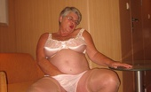 TAC Amateurs Pretty In Pink Classy Girdlegoddess, In Pretty Pink Dress , Sexy Slip, Satin Bra And Stockings. Oh How I Love To Seduce You Baby With M