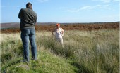 TAC Amateurs Birdwatcher Taking My Pic Out In Sunny Wales And A Bird Watcher Asks Is He Can Take Some Pics Of Me.