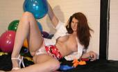 TAC Amateurs Bursting Balloons Pt1 Here You Can See One Of My Fetish Sets. Many Of My Friends And Members Like To See Me With Balloons. I Know That You Wil