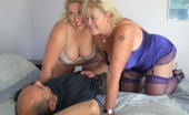 TAC Amateurs Barby & Raz 3 Some Hope You Enjoy Seeing Me And My Girlfriend Raz Having A Naughty Threesome With This BIG Boy And Finally See Him Shoot Hi