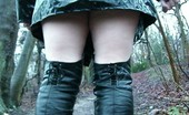 TAC Amateurs Barby'S PVC Outdoor Wank 320109 As You Guy'S Keep Asking For Some Pictures Of Me In PVC I Just Couldn'T Resisit Doing This Set Of Pictures For You, I We