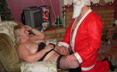 TAC Amateurs Santa Cums Early Knowing That Santa Is Going To Be Such A Busy Boy Next Week, I Thought I Would Ask If He Could Pop To Norfolk A Little B