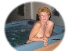 TAC Amateurs Devlynn Enjoys The Hottub It Was Such A Sensual, Sultry Night For Soaking Under The Stars. Kisses,Devlynn